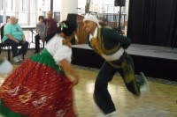 Dancers at the Hispanic Celebration